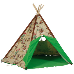tente enfant tipi indien la chaise longue accessoires avec. Black Bedroom Furniture Sets. Home Design Ideas