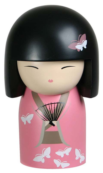 kimmidoll poup e japonaise michiko kokeshi porte bonheur kimmidoll. Black Bedroom Furniture Sets. Home Design Ideas