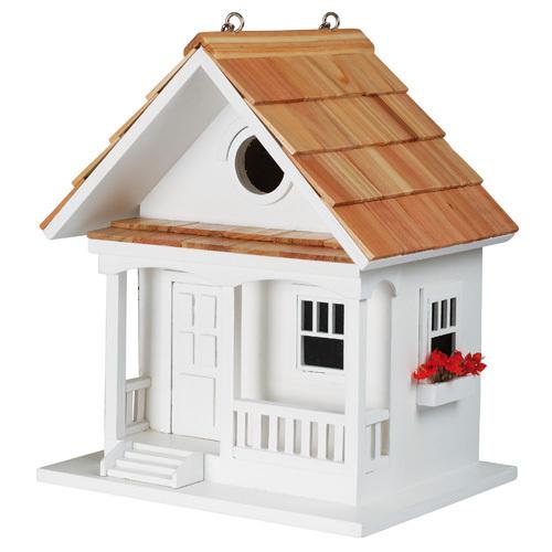 maison victorienne pour oiseaux nichoir de luxe. Black Bedroom Furniture Sets. Home Design Ideas
