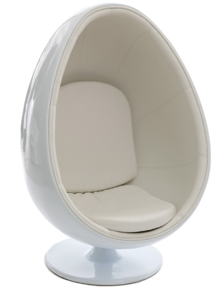 fauteuil design oeuf elegant fauteuil oeuf bulle blanc with fauteuil design oeuf great. Black Bedroom Furniture Sets. Home Design Ideas