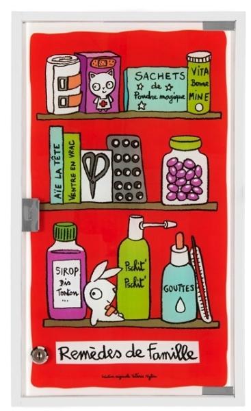 Armoire pharmacie famille - Armoire a pharmacie derriere la porte ...