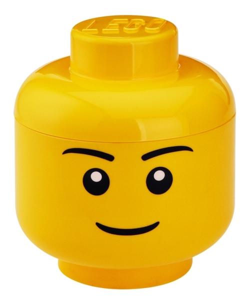 Rangement t te lego gar on pm - Tete de rangement lego ...