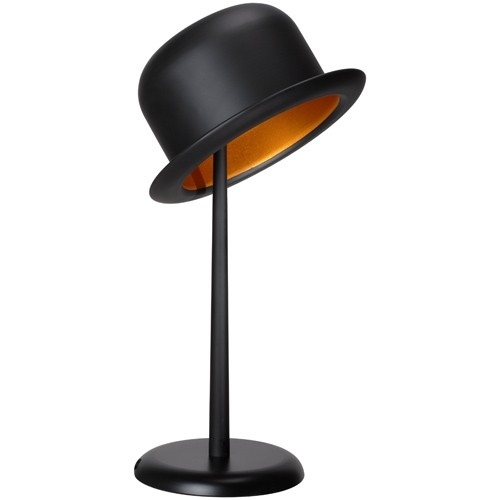 lampe chapeau melon. Black Bedroom Furniture Sets. Home Design Ideas