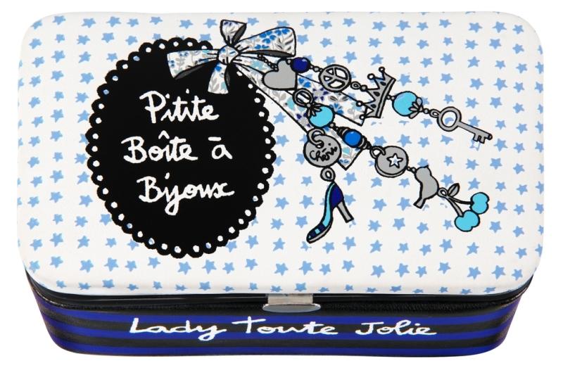 petite boite bijoux lady jolie. Black Bedroom Furniture Sets. Home Design Ideas