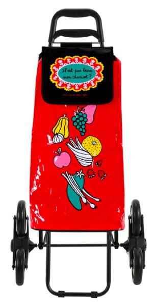 Poussette de march 3 roues mon chariot - Chariot de course 3 roues ...