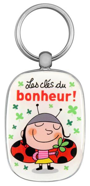 Porte cl s du bonheur for Porte cle maison du bonheur