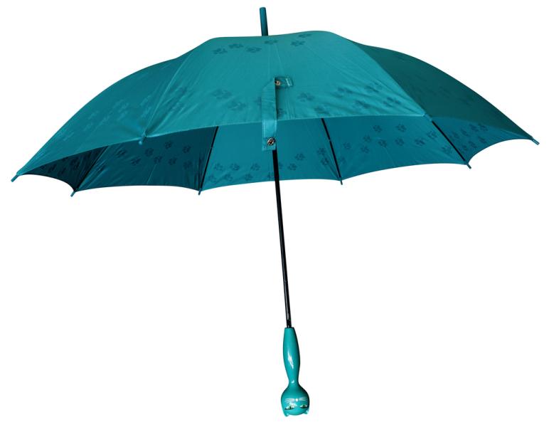 parapluie rain cat bleu. Black Bedroom Furniture Sets. Home Design Ideas